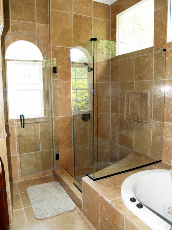 Frame Less Shower Tub Amp Steam Enclosures Fast Glass
